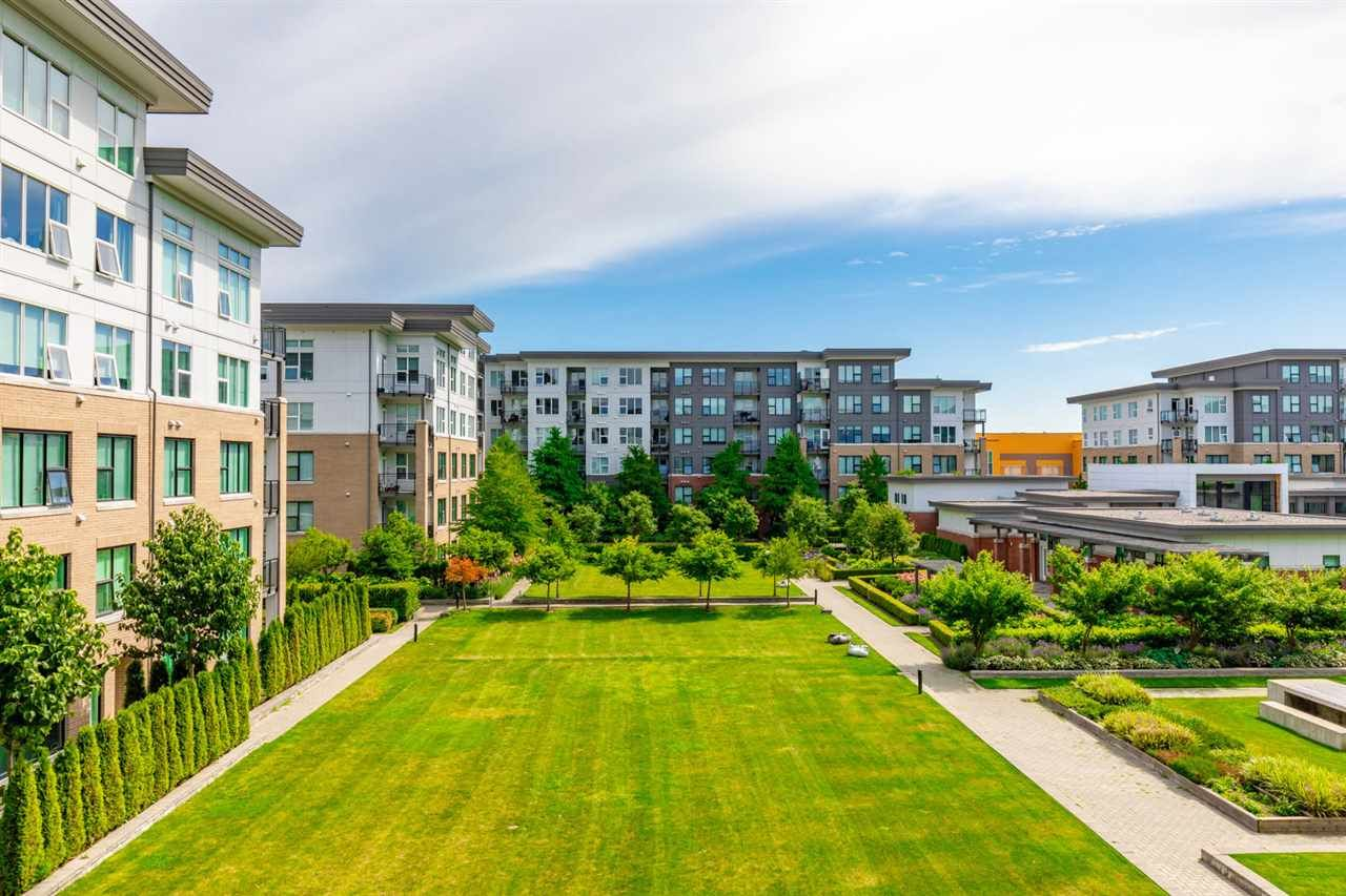 """Main Photo: 308 9388 TOMICKI Avenue in Richmond: West Cambie Condo for sale in """"Alexandra Court"""" : MLS®# R2570007"""