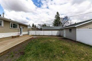 Photo 40: 11007 160 Street in Edmonton: Zone 21 House for sale : MLS®# E4242599