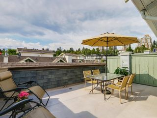 "Photo 9: 40 7488 SOUTHWYNDE Avenue in Burnaby: South Slope Townhouse for sale in ""Ledgestone 1 by Adera"" (Burnaby South)  : MLS®# R2091823"