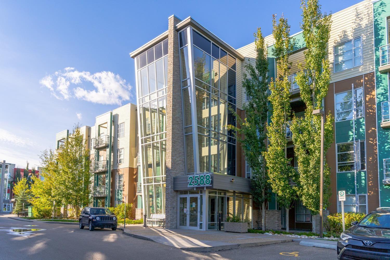 Main Photo: 306 2588 ANDERSON Way in Edmonton: Zone 56 Condo for sale : MLS®# E4264419