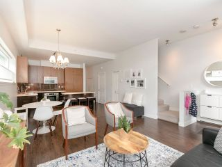 """Photo 11: 1839 CROWE Street in Vancouver: False Creek Townhouse for sale in """"FOUNDRY"""" (Vancouver West)  : MLS®# R2277227"""