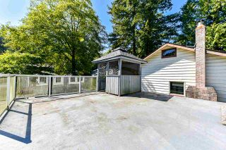 Photo 29: 4445 COVE CLIFF Road in North Vancouver: Deep Cove House for sale : MLS®# R2494964