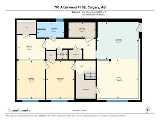 Photo 37: 703 Alderwood Place SE in Calgary: Acadia Detached for sale : MLS®# A1131581