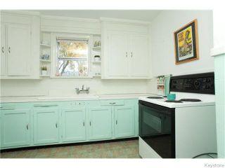 Photo 5: 443 Horace Street in WINNIPEG: St Boniface Residential for sale (South East Winnipeg)  : MLS®# 1528754