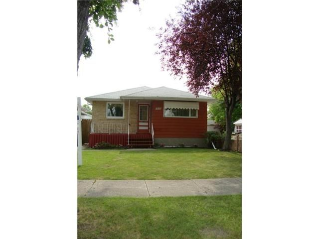 Main Photo: 591 ANDREWS Street in WINNIPEG: North End Residential for sale (North West Winnipeg)  : MLS®# 1214838