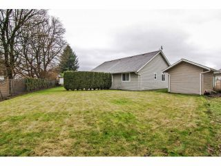 Photo 18: 1650 CANTERBURY Drive: Agassiz House for sale : MLS®# H1400213