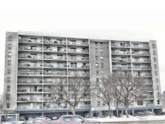 Main Photo: 3200 Portage Avenue in WINNIPEG: Westwood / Crestview Condominium for sale (West Winnipeg)  : MLS®# 1604798