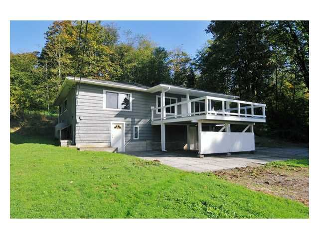 """Main Photo: 26227 98TH Avenue in Maple Ridge: Thornhill House for sale in """"THORNHILL"""" : MLS®# V853141"""