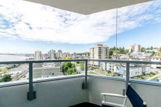 """Photo 12: 1101 31 ELLIOT Street in New Westminster: Downtown NW Condo for sale in """"ROYAL ALBERT TOWERS"""" : MLS®# R2068328"""