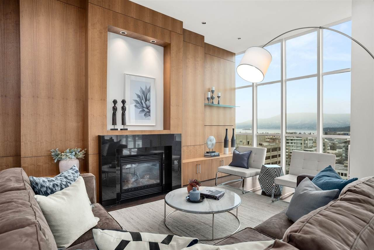 Main Photo: 1201 1633 W 10TH Avenue in Vancouver: Fairview VW Condo for sale (Vancouver West)  : MLS®# R2538711