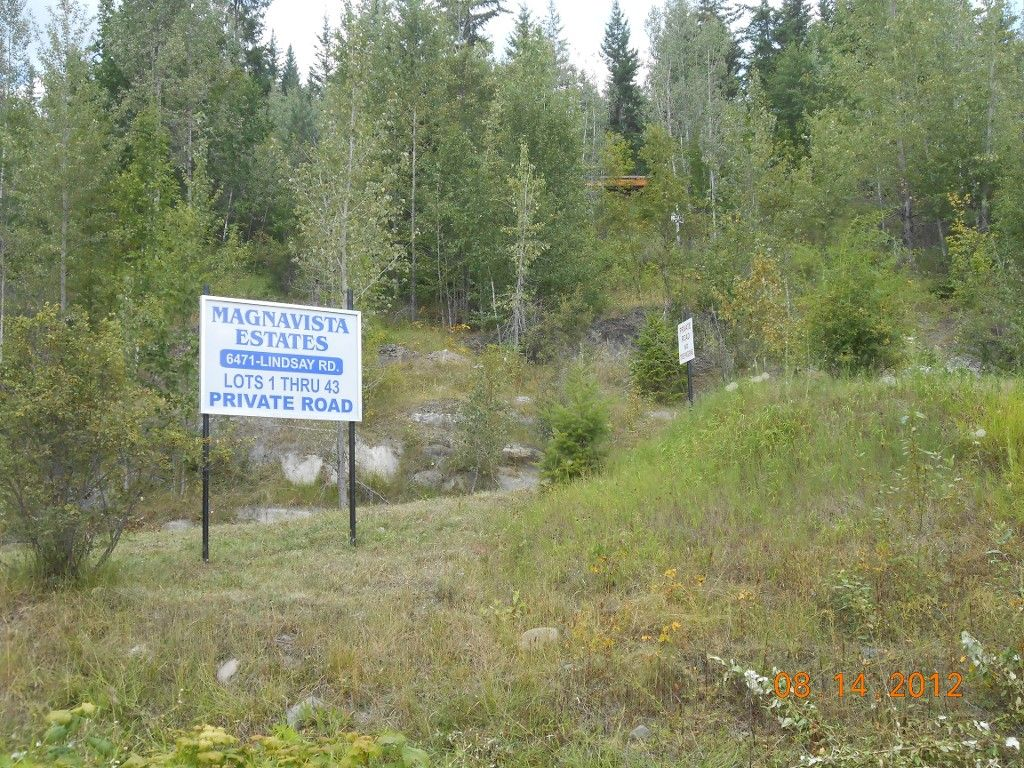 Main Photo: 6471 Lindsay Road # Site 1 in Magna Bay: Land Only for sale
