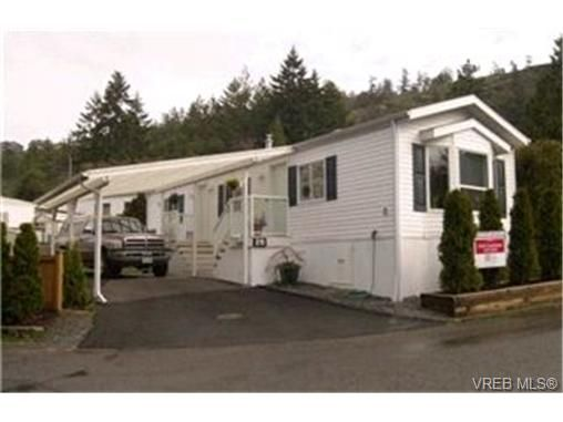 Main Photo:  in VICTORIA: La Mill Hill Manufactured Home for sale (Langford)  : MLS®# 424818