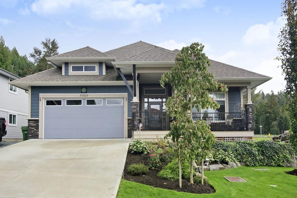 "Main Photo: 51020 ZANDER Place in Chilliwack: Eastern Hillsides House for sale in ""Aspen Woods"" : MLS®# R2408488"