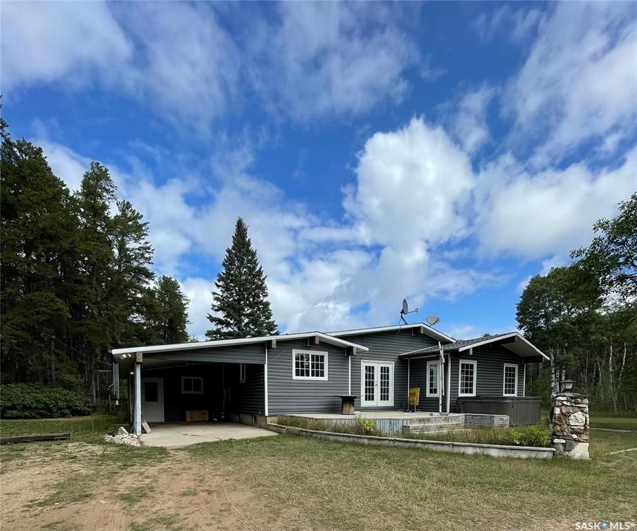 Main Photo: Rural Address Rural Address in Hudson Bay: Residential for sale (Hudson Bay Rm No. 394)  : MLS®# SK867805