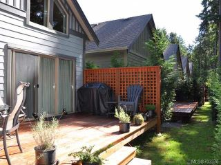 Photo 4: 266 1130 RESORT DRIVE in PARKSVILLE: PQ Parksville Row/Townhouse for sale (Parksville/Qualicum)  : MLS®# 703376
