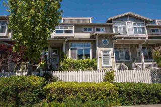 """Main Photo: 5 12300 ENGLISH Avenue in Richmond: Steveston South Townhouse for sale in """"Imperial Landing"""" : MLS®# R2586770"""