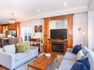 Photo 1: 2151 TRIUMPH Street in Vancouver: Hastings Sunrise 1/2 Duplex for sale (Vancouver East)  : MLS®# R2412946