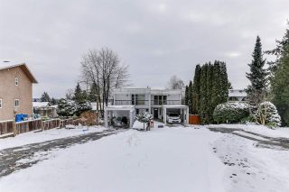 Photo 1: 612 GODWIN Court in Coquitlam: Coquitlam West 1/2 Duplex for sale : MLS®# R2432713