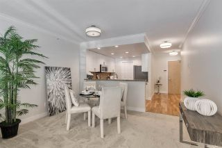 """Photo 4: 204 1428 W 6TH Avenue in Vancouver: Fairview VW Condo for sale in """"SIENNA OF PORTICO"""" (Vancouver West)  : MLS®# R2370102"""