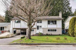 Photo 2: 3729 OAKDALE STREET in Port Coquitlam: Lincoln Park PQ House for sale : MLS®# R2545522