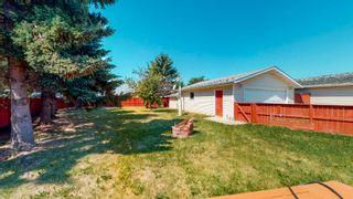 Photo 39: 220 HOMESTEAD Crescent in Edmonton: Zone 35 House for sale : MLS®# E4252303
