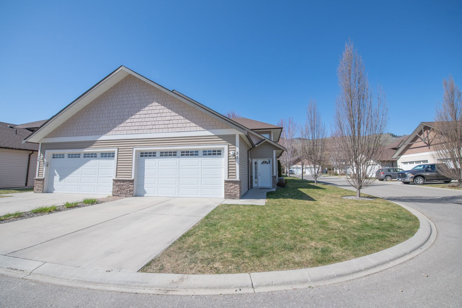 Main Photo: 23 100 Palmer Road in Vernon: House for sale : MLS®# 10229957