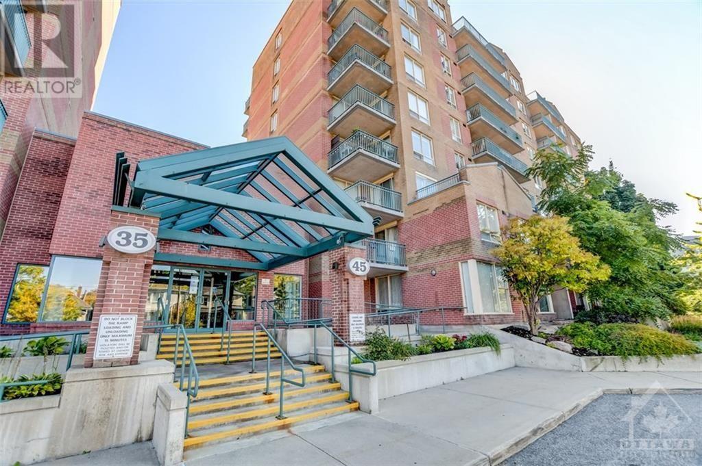 Main Photo: 45 HOLLAND AVENUE UNIT#407 in Ottawa: House for sale : MLS®# 1265346