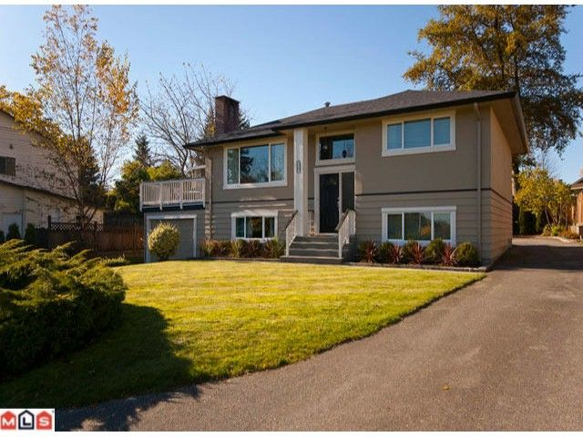 Main Photo: 2167 154TH Street in Surrey: King George Corridor House for sale (South Surrey White Rock)  : MLS®# F1026972