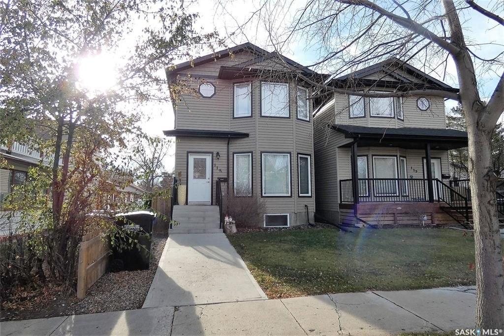 Main Photo: 119A 109th Street in Saskatoon: Sutherland Residential for sale : MLS®# SK846473
