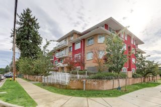Main Photo: 205 1990 WESTMINSTER Avenue in Port Coquitlam: Glenwood PQ Condo for sale : MLS®# R2628571