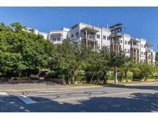 "Photo 1: 307 4768 53 Street in Delta: Delta Manor Condo for sale in ""SUNNINGDALE"" (Ladner)  : MLS®# R2590051"