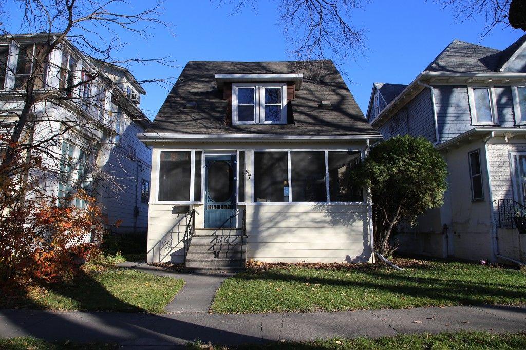 Photo 27: Photos: 87 Evanson Street in WINNIPEG: Wolseley Single Family Detached for sale (West Winnipeg)  : MLS®# 1510993