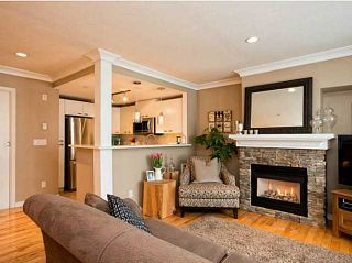 """Photo 6: 8 1015 LYNN VALLEY Road in North Vancouver: Lynn Valley Townhouse for sale in """"River Rock"""" : MLS®# V1007505"""