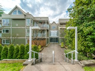 Photo 15: 101 518 THIRTEENTH Street in New Westminster: Uptown NW Condo for sale : MLS®# R2382615