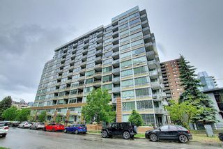 Main Photo: 1002 626 14 Avenue SW in Calgary: Beltline Apartment for sale : MLS®# A1128445