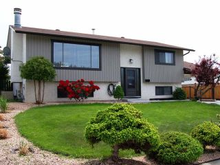Photo 1: 104 CLELAND DRIVE in Penticton: Residential Detached for sale : MLS®# 131405
