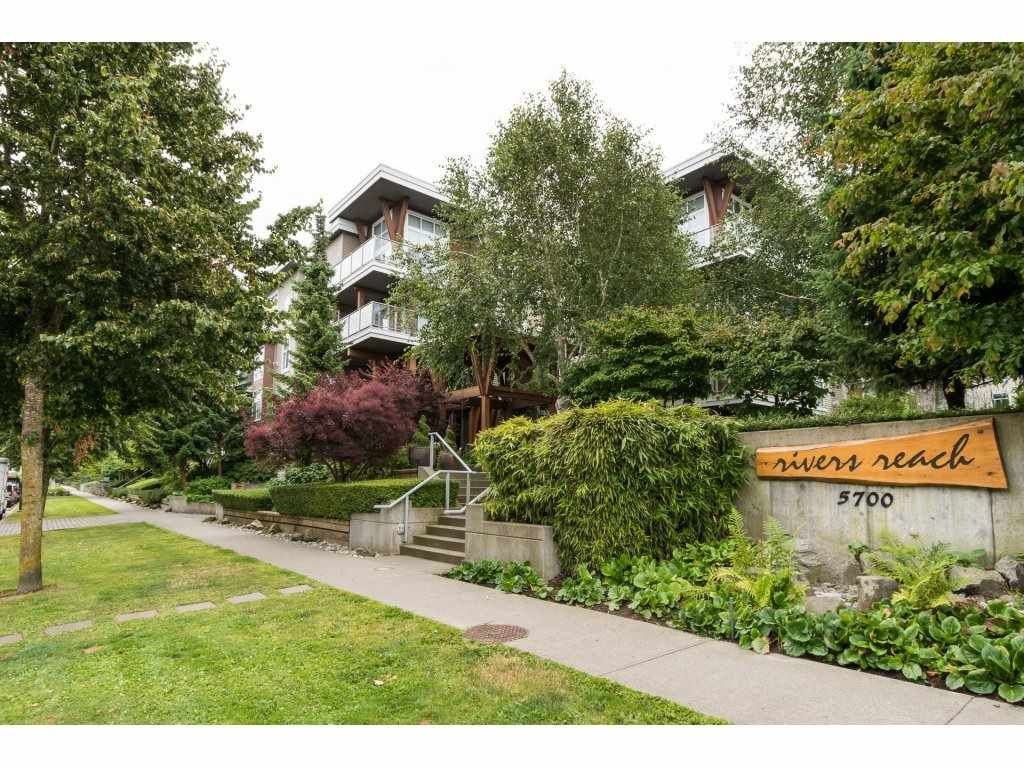 """Main Photo: 317 5700 ANDREWS Road in Richmond: Steveston South Condo for sale in """"Rivers Reach"""" : MLS®# R2192106"""