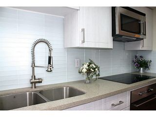 """Photo 8: 1505 1199 EASTWOOD Street in Coquitlam: North Coquitlam Condo for sale in """"Silkerk"""" : MLS®# V1088798"""