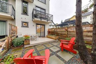Photo 19: 12 5809 WALES STREET in Vancouver East: Killarney VE Townhouse for sale ()  : MLS®# R2520784