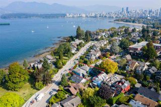 Photo 1: 2706 POINT GREY Road in Vancouver: Kitsilano House for sale (Vancouver West)  : MLS®# R2505369