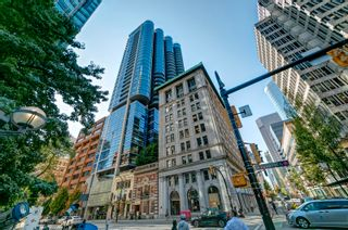 """Photo 1: 2302 838 W HASTINGS Street in Vancouver: Downtown VW Condo for sale in """"Jameson House by Bosa"""" (Vancouver West)  : MLS®# R2614981"""
