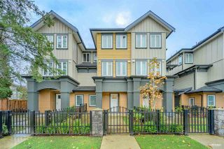 """Main Photo: 14 9800 GRANVILLE Avenue in Richmond: McLennan North Townhouse for sale in """"THE GRAND GARDEN"""" : MLS®# R2533473"""