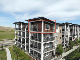 Photo 2: 404 10 Walgrove Walk SE in Calgary: Walden Apartment for sale : MLS®# A1149287