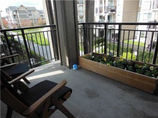 """Photo 8: 310 5885 IRMIN Street in Burnaby: Metrotown Condo for sale in """"MACPHERSON WALK (EAST)"""" (Burnaby South)  : MLS®# V1115145"""