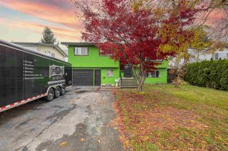 """Photo 1: 46397 ANGELA Avenue in Chilliwack: Chilliwack E Young-Yale House for sale in """"Hazel Park"""" : MLS®# R2516917"""