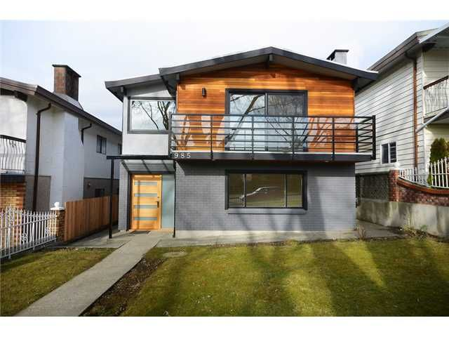 FEATURED LISTING: 985 38TH Avenue East Vancouver