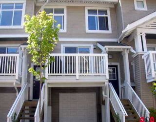 """Photo 1: 78 7179 201ST ST in Langley: Willoughby Heights Townhouse for sale in """"Denim"""" : MLS®# F2610354"""