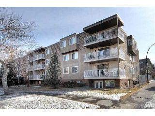 Photo 1: 101 835 19 Avenue SW in CALGARY: Lower Mount Royal Condo for sale (Calgary)  : MLS®# C3603900