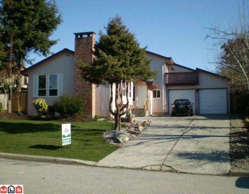 Main Photo: 11065 BRIDLINGTON Drive in Delta: Nordel House for sale (N. Delta)  : MLS®# F1004879