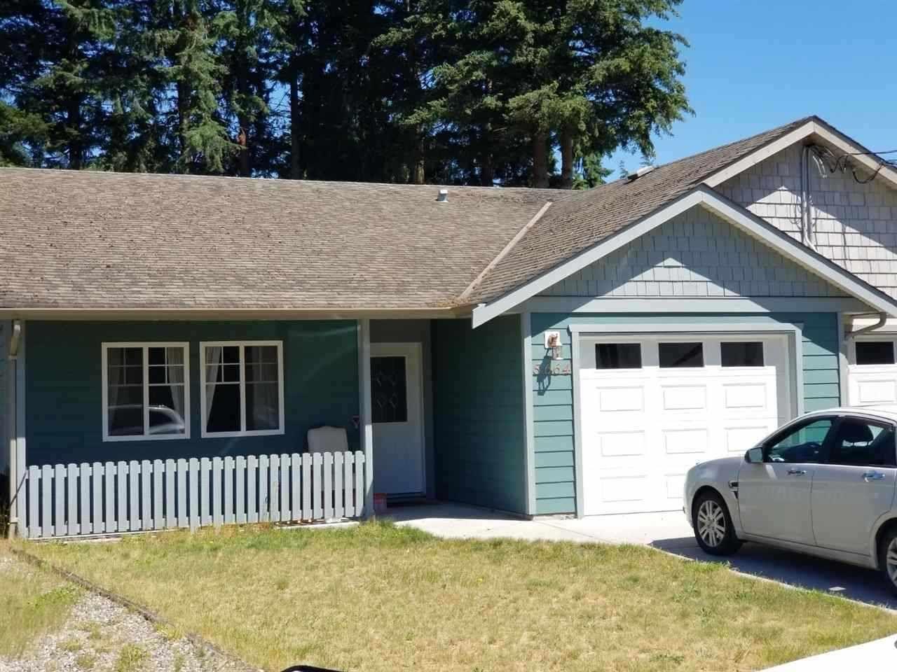 Main Photo: 5664 TRIDENT Avenue in Sechelt: Sechelt District House for sale (Sunshine Coast)  : MLS®# R2370476